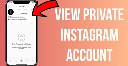 instagram private account viewer